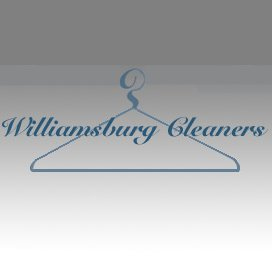 The Williamsburg Cleaners Logo